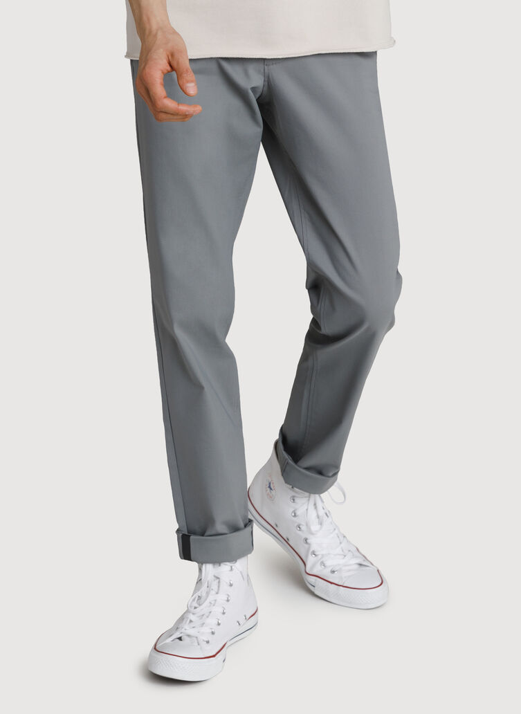 Navigator Stretch Trousers 2.0, Steel Grey | Kit and Ace