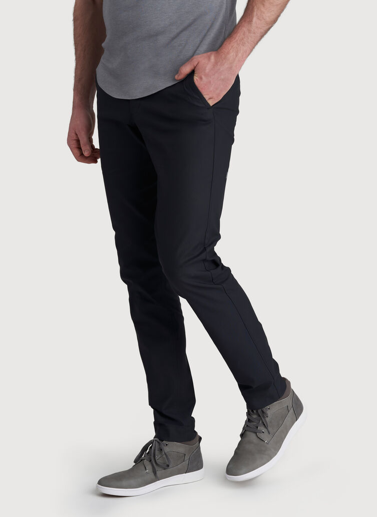 Full Potential Pant, BLACK | Kit and Ace