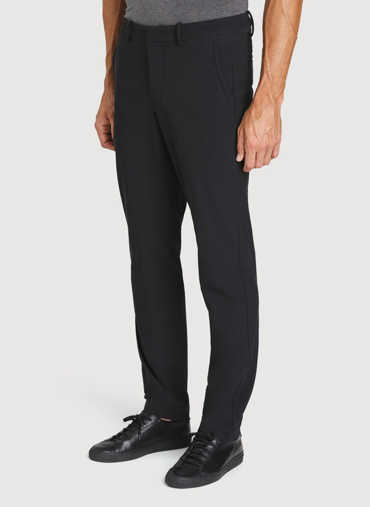 Two Wheeler Pant, BLACK | Kit and Ace