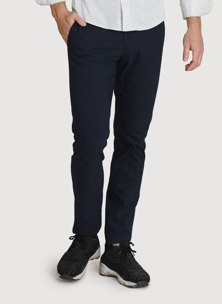 Navigator Stretch Trousers 2.0 *Tall, Dark Navy | Kit and Ace