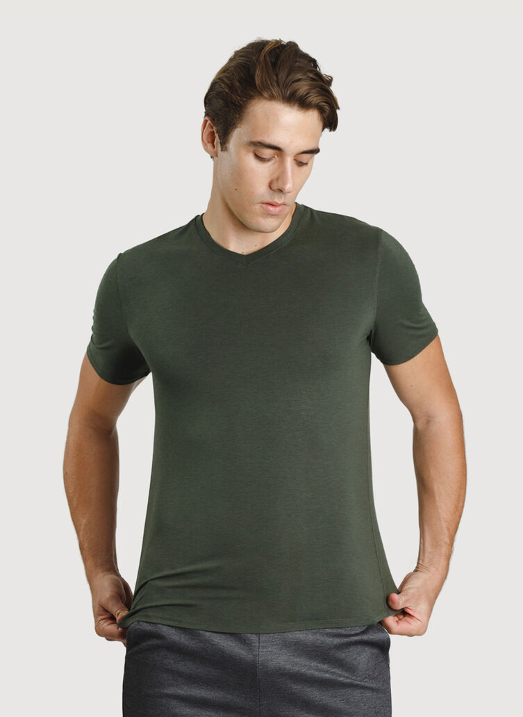 Ace V Tee, Ivy | Kit and Ace