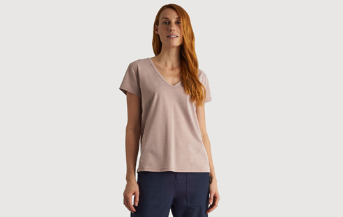 Women's Stretch Micro Pique Collection