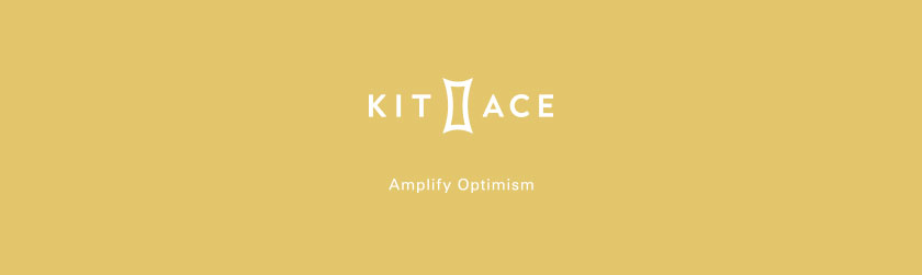 Kite and Ace amplify optimism banner